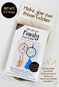 Dream Catcher Kit - Family