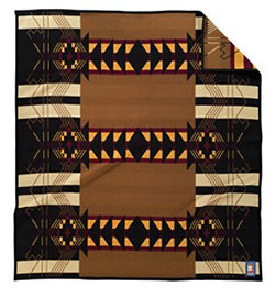 Pendleton Blanket - Buell Manufacturing Co. Tribute #2