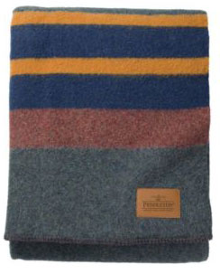 Pendleton Yakima Camp Blanket - Lake