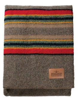 Pendleton Yakima Camp Blanket - Mineral Umber