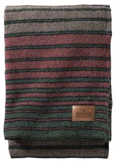 Pendleton Yakima Camp Blanket - Hemrich Stripe