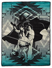 Pendleton Star Wars Blanket - Padawan - A New Hope