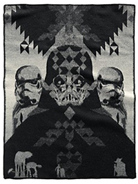 Pendleton Star Wars Blanket - Padawan - Empire Strikes Back