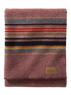 Pendleton Yakima Camp Blanket - Red Mountain