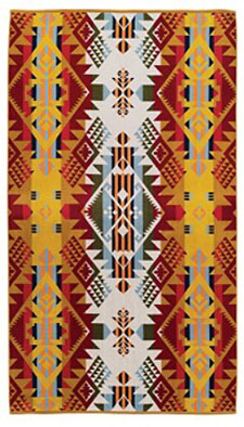 Pendleton Spa Towel - Journey West