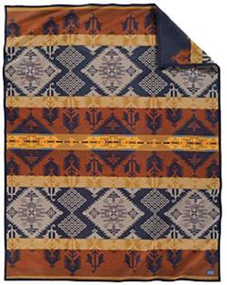 Pendleton Blanket - Charbonneau Robe