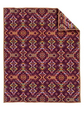 Pendleton Blanket - Beaded Bandolier