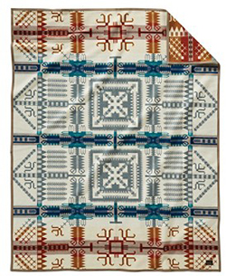 Pendleton Blanket - Birch Path