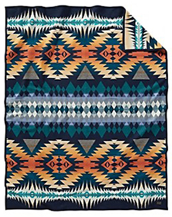 Pendleton Blanket - Night Dance