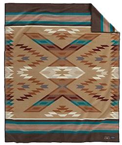 Pendleton Blanket - Roselyn Begay Weavers Series
