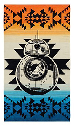 Pendleton Beach Towel - Star Wars BB-8