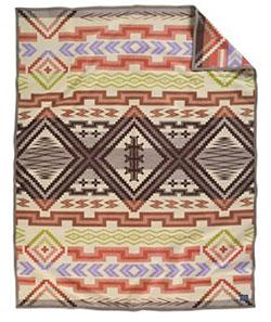 Pendleton Blanket - Santa Fe Saxony Robe