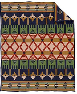 Pendleton Blanket - Mission Mill Robe