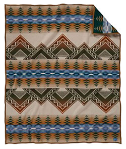 Pendleton Blanket - American Treasures