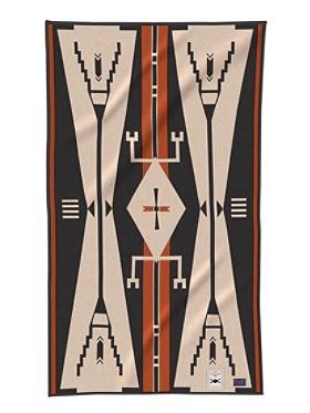 Pendleton Blanket - AICF Cheyenne Eagle Saddle Blanket