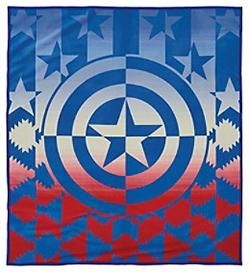 Pendleton Marvel Blanket - Captain America