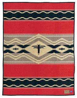 Pendleton Blanket - AICF Navajo Water