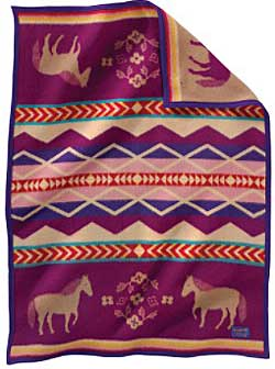 Pendleton Child's Blanket - Painted Pony