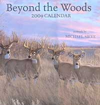 2009 Wall Calendar - Beyond the Woods