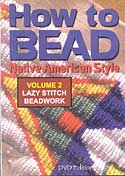 Volume 2 - Lazy Stitch Beadwork