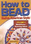 Volume 4 - Medallions - Running Stitch Beadwork
