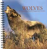 2008 Engagement Calendar - Wolves