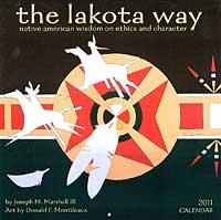 2011 Wall Calendar - The Lakota Way