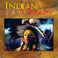 2010 Wall Calendar - Indian Country