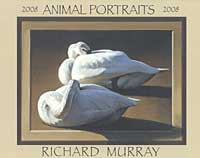 2008 Wall Calendar - Animal Portraits