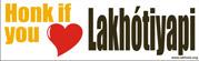 Honk If You Love Lakhotiyapi