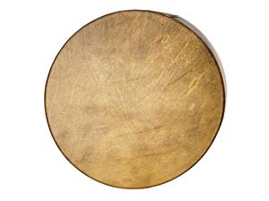 Buffalo Rawhide Hand Drum