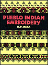 Pueblo Indian Embroidery
