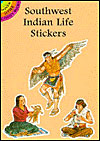 Southwest Indian Life Stickers