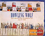 Howling Wolf and the History of Ledger Art