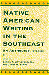 Native American Writing in the Native Southeast