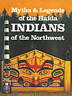 Indians of the Northwest-Coloring Book