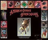 American Indian Horse Masks