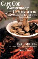 Cape Cod Wampanoag Cookbook