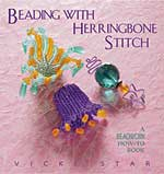 Beading with Herringbone Stitch