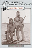 Pattern, Buckskin Pants
