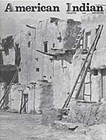 American Indian Crafts and Culture (AICC) - Vol 8 #1