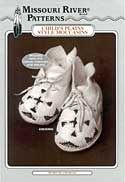 Pattern, Child's Plains Moccasins