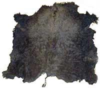 Buffalo Robe - Commercial Tan