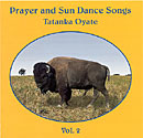 Prayer and Sun Dance Songs - Vol 2