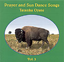 Prayer and Sun Dance Songs - Vol 3